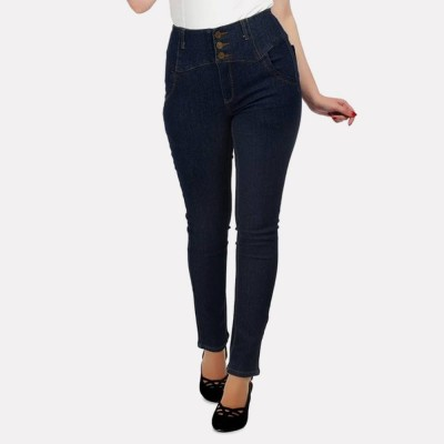 Jeans Rebel Kate en denim azul