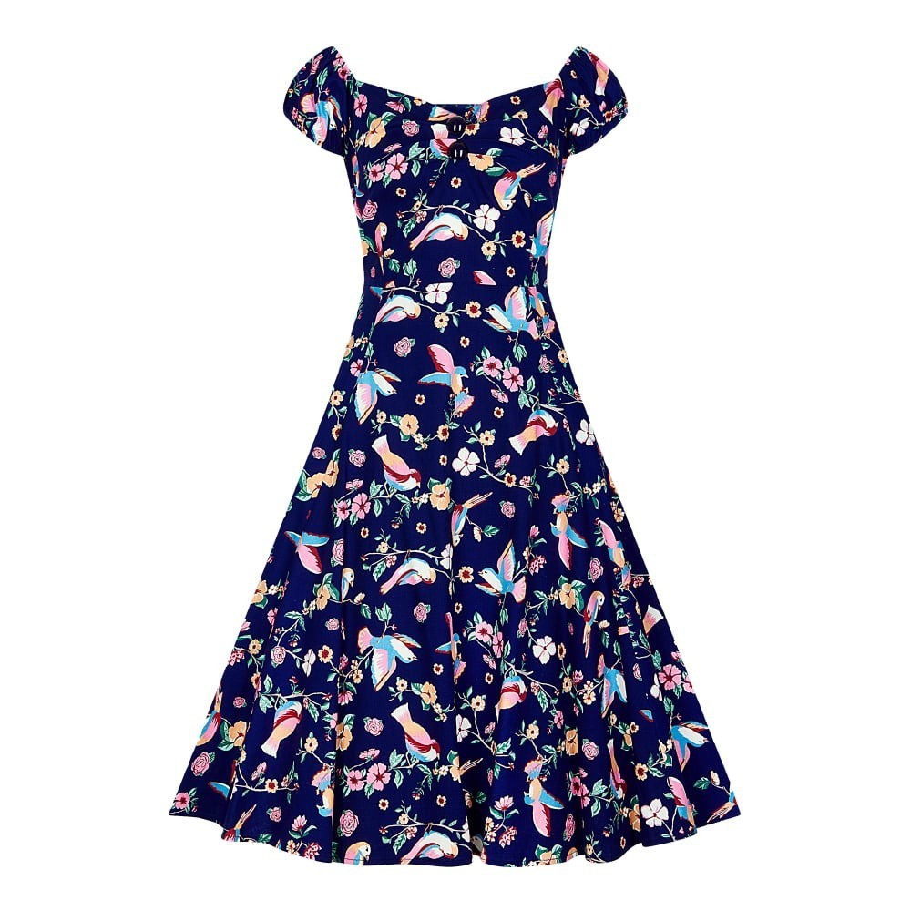 Dolores Charming Bird Doll Dress