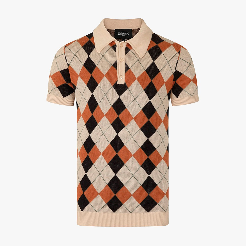 Pablo Muswell Hill Knitted Polo Shirt