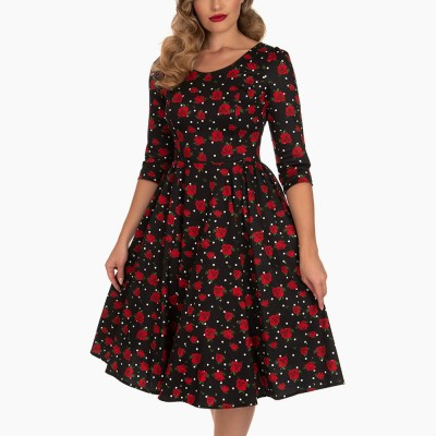 Sally Swing Dress
