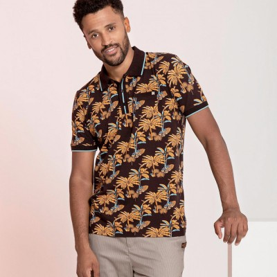 Go With The Flow Polo Shirt