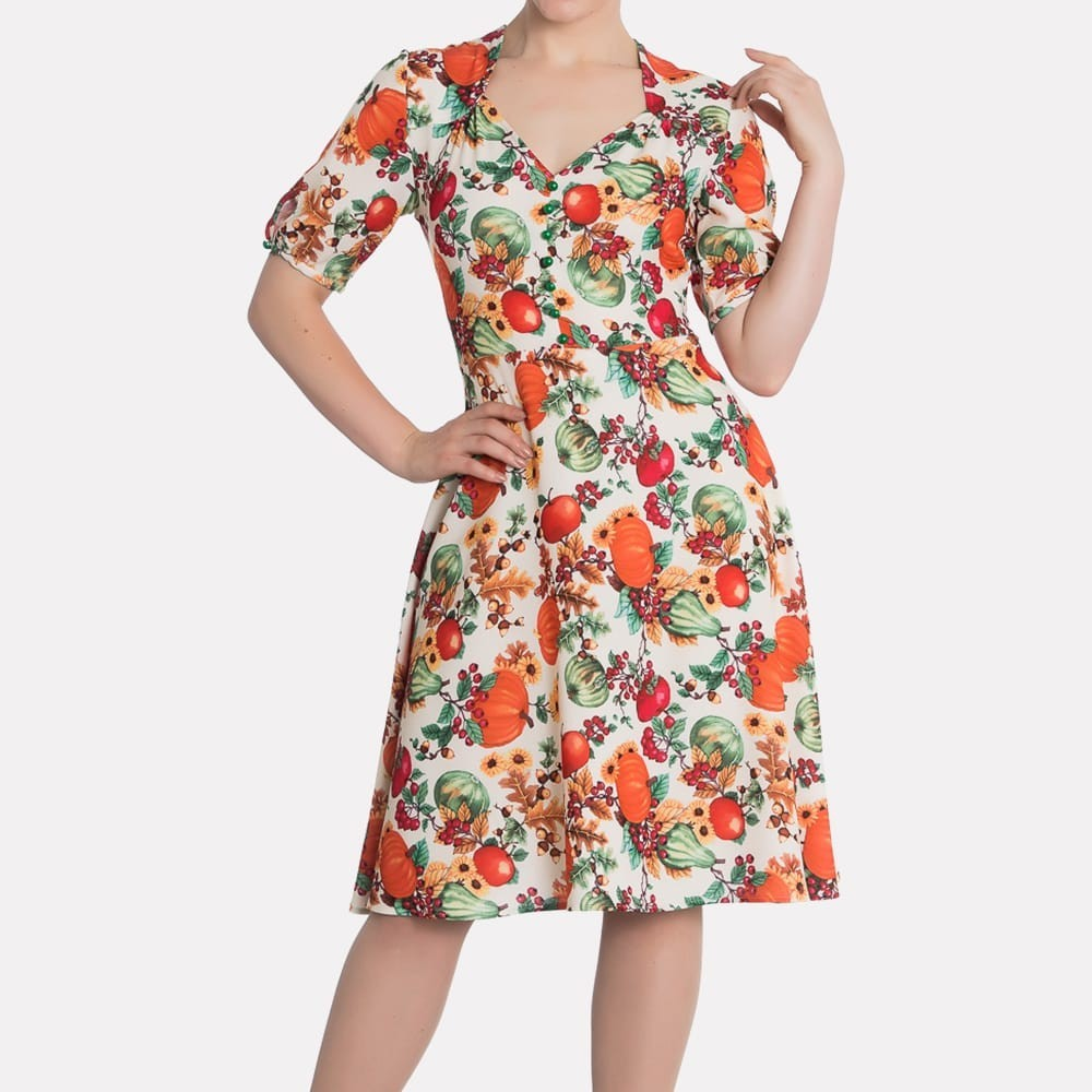 Vestido Build me up, Buttercup